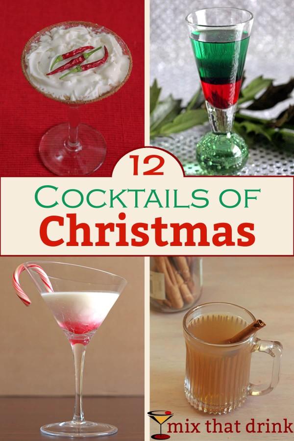 Christmas Drinks Alcohol.Christmas Holiday Drinks