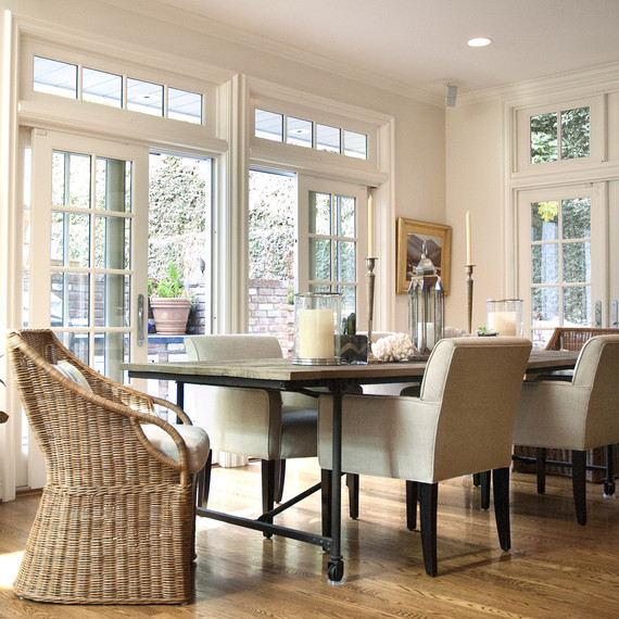 6 Beautiful Dining Room Paint Colors