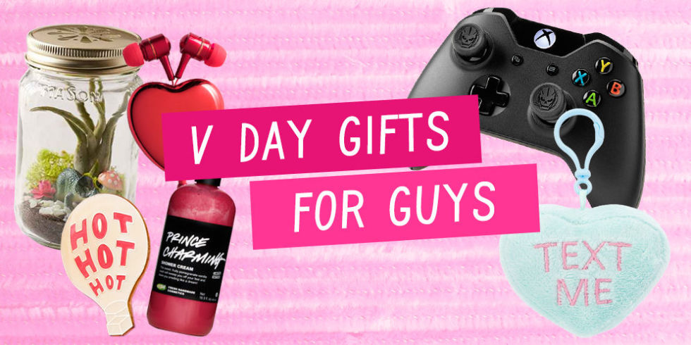 17 Non-Lame Valentine\'s Day Gifts For Guys – PinLaVie.com
