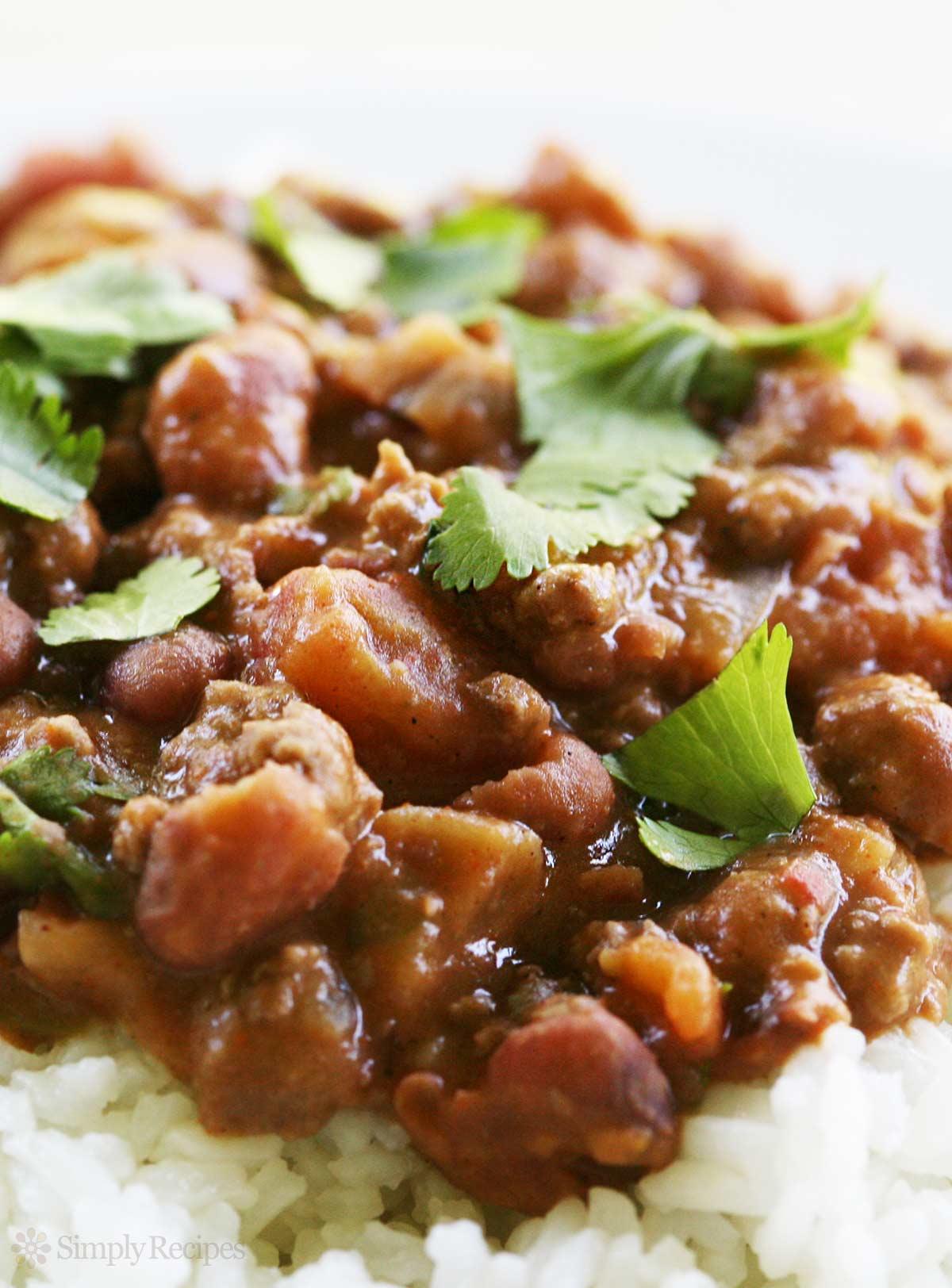 Moms-chili-beans-vert