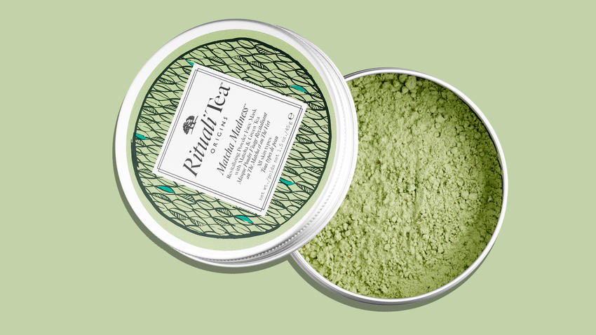 Green-tea-beauty-products