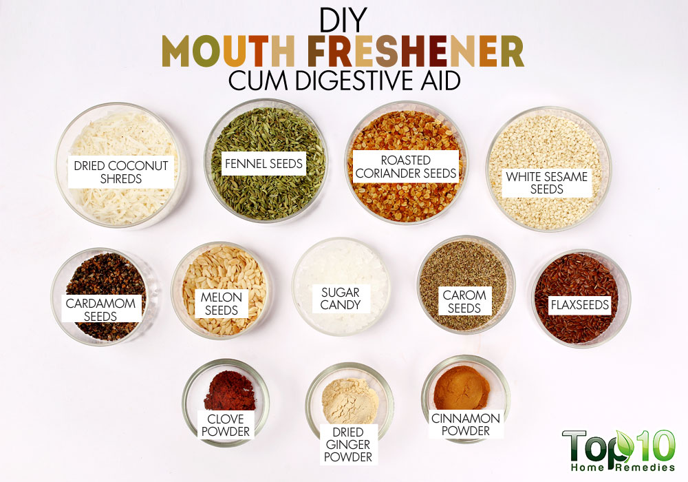 Diy-mouthfreshner-main