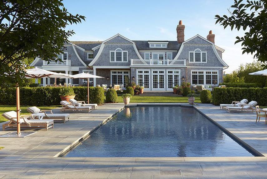 48 Stunning Backyard Pool Design Ideas PinLaVie Interesting Backyard Pools Designs Style