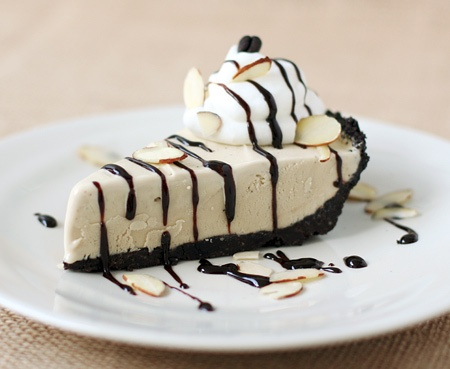 Mud Pie with Homemade Decaf Coffee Ice Cream! – PinLaVie.com