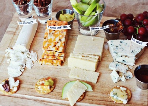 Cheese is sort of a big deal.....find more . & 5 Tips For Creating The Perfect Cheese Platter \u2013 PinLaVie.com