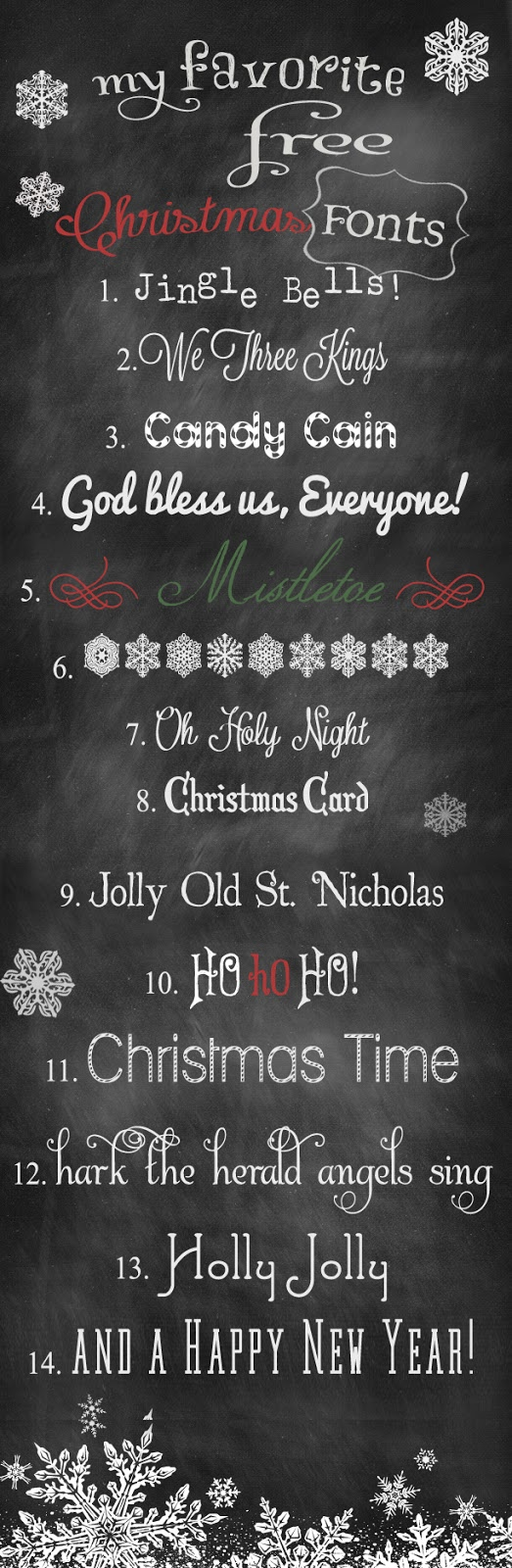 Free-christmas-fonts