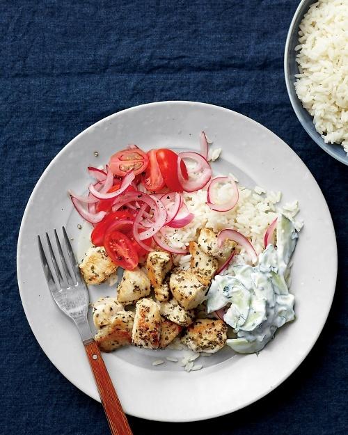 Greek-Style Chicken – PinLaVie.com