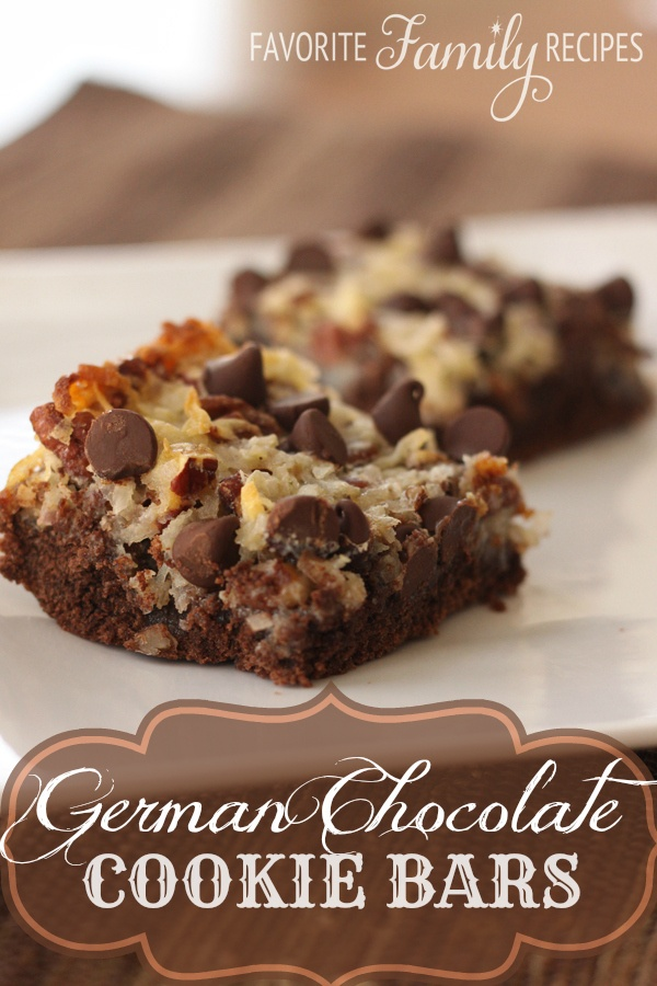 German-chocolate-cookie-bars