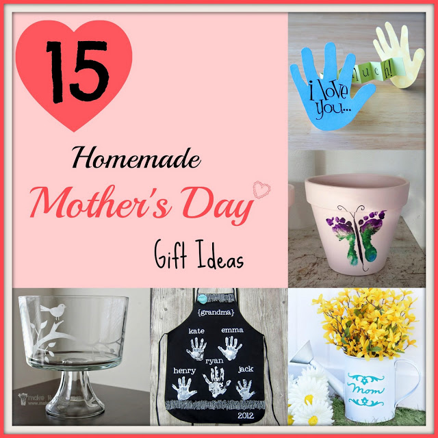 15 Homemade Mothers Day Gift Ideas Mother's Day Crochet Gift Ideas For Moms Birthday
