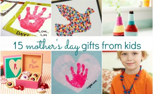 Homemade Mothers Day Gifts For Kids To Make Images ...