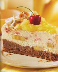 Banana Split Cheesecake – PinLaVie.com