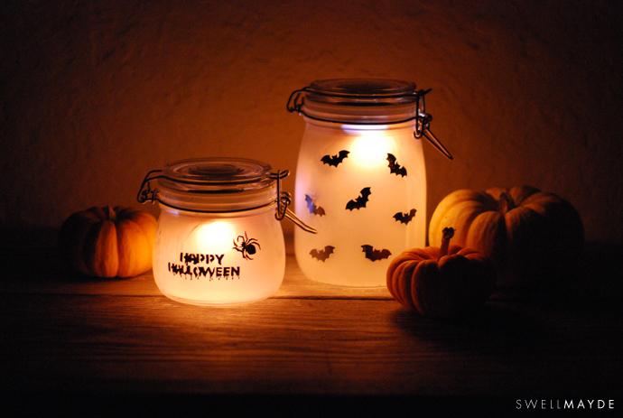 Diy Halloween halloween cups a quick diy Diy Halloween Sun Jar