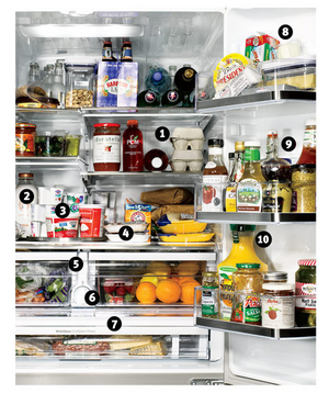 How To Organize Your Refrigerator Drawers Amp Shelves