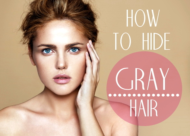 How To Hide Gray Hair – PinLaVie.com