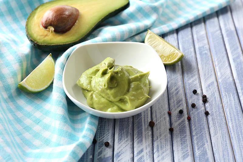 Creamy Avocado & Cilantro Lime Detox Dressing – PinLaVie.com
