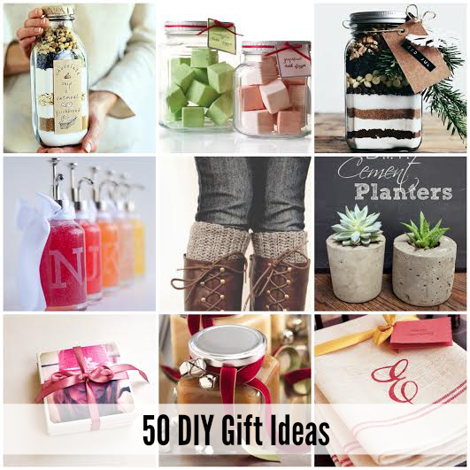 50 Diy Gift Ideas Pinlavie Com