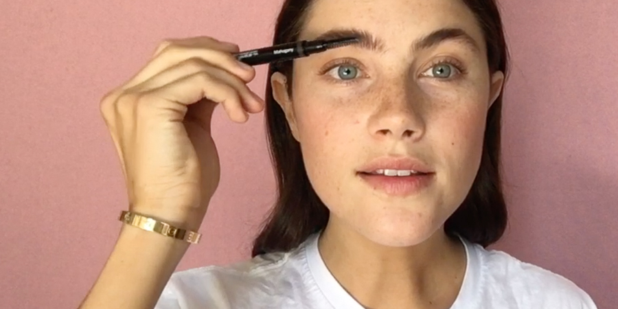 How To Fill In Your Eyebrows Pinlavie