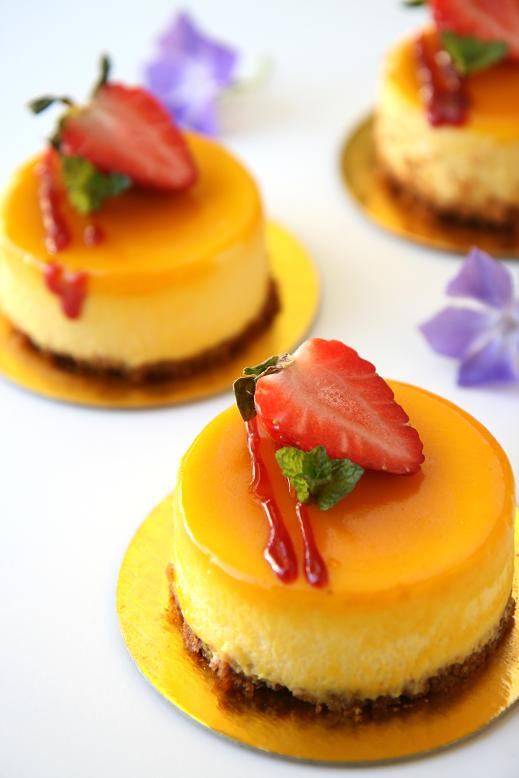 Chocolate mango cheesecake! – PinLaVie.com