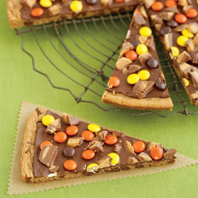Peanut butter cookie pizza – PinLaVie.com
