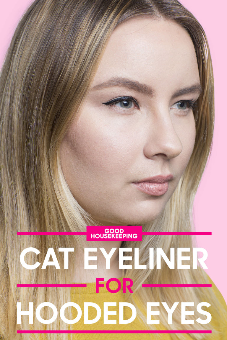 How to Do Cat Eyeliner When You Have Hooded Eyes