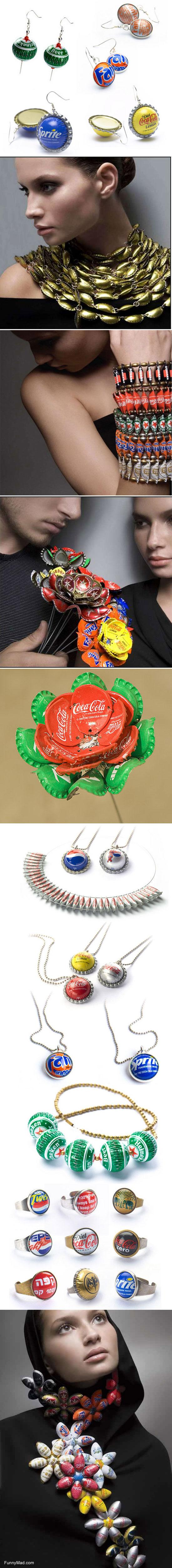 Bottle-cap-jewelry