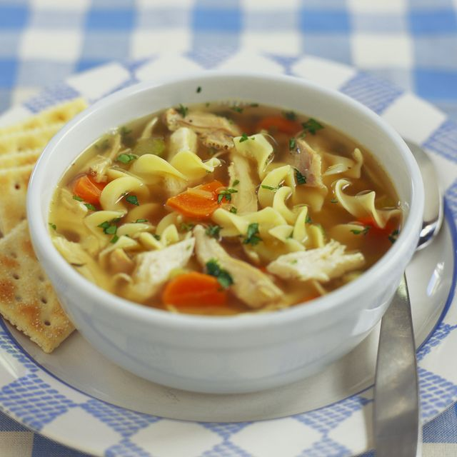 Homemade Chicken Noodle Soup Pinlavie