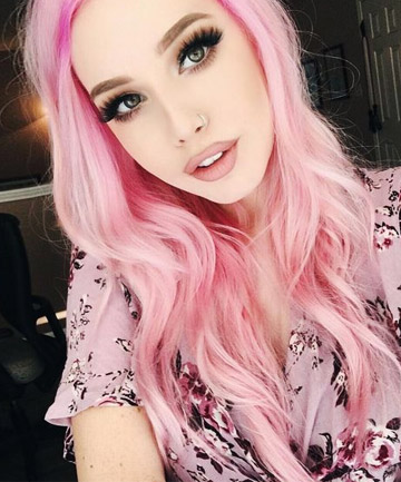 Want Colorful Hair This Is Your Ideal Shade Pinlavie Com