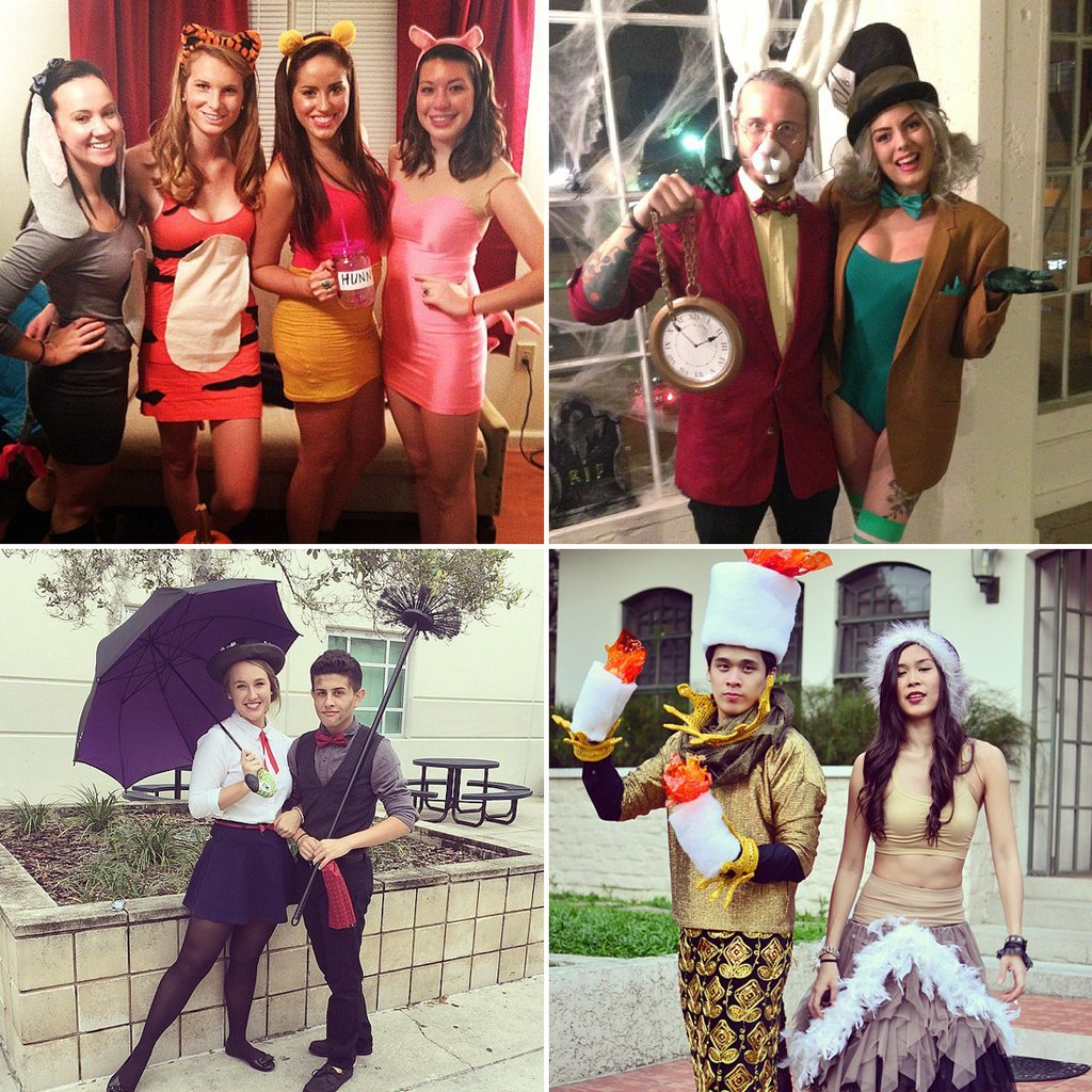 Think Outside the Princess Box With These Creative Disney Costumes ...