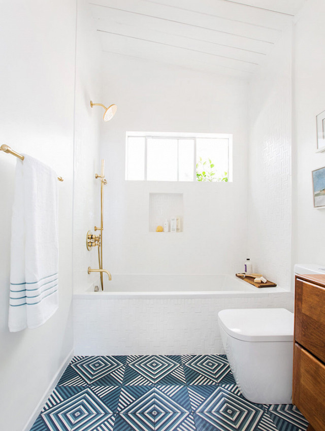 The Best Small Bathroom Paint Colors