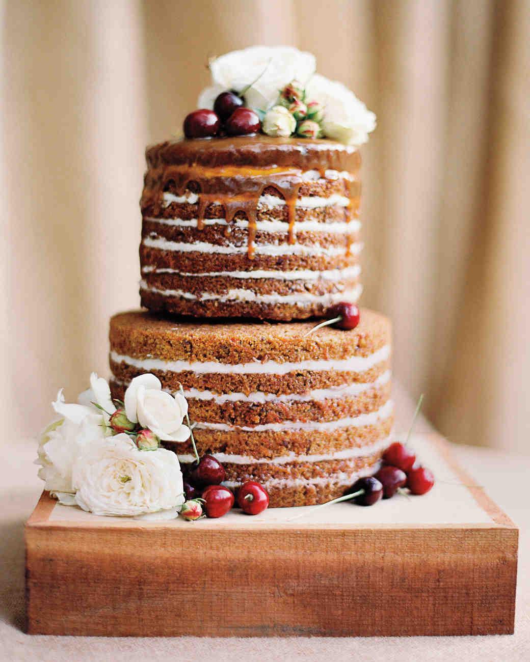 16 Rustic Wedding Cakes We re Loving – PinLaVie
