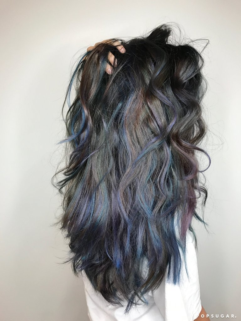 Oceanic-brunette-hair-color-trend