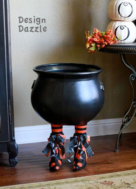 14 Creative Halloween Candy Bowls Pinlavie Com